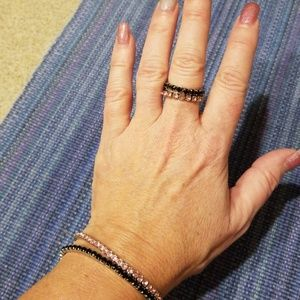 Stretch rings and bracelets/ 2 for $10